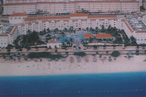 Resort aerial photo 3